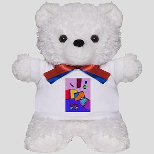 Always Shifting Teddy Bear