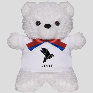 Paste Teddy Bear