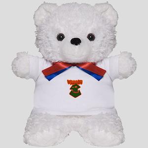Orkz Waaagh! Teddy Bear