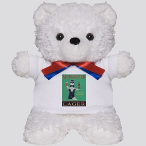 Schnauzer Lager Teddy Bear
