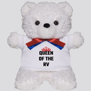 Queen Of The RV Teddy Bear