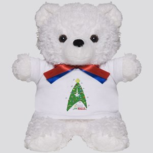 Trek the Halls Teddy Bear