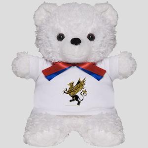 Gryphon Black Gold Teddy Bear