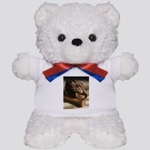baseball glove Teddy Bear