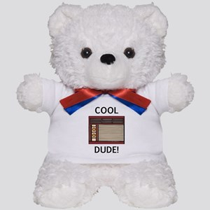 cool dude Teddy Bear