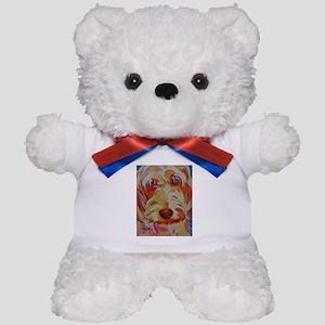 Harvey the Doodle Teddy Bear