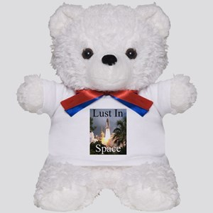 Lust in Space Teddy Bear