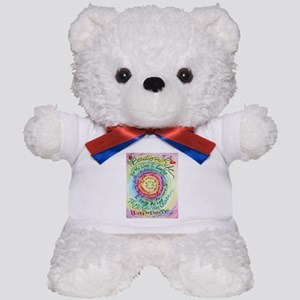 Beauty in Life Cancer Support Poem Teddy Bear