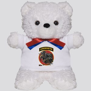 101 Airborne Eagle Teddy Bear