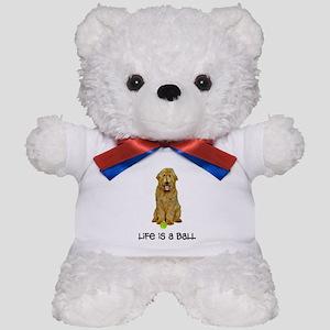Goldendoodle Life Teddy Bear