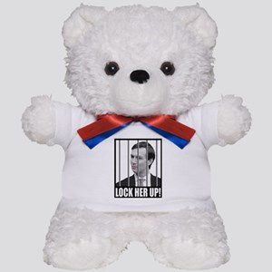 LOCK HER UP! Jared Teddy Bear