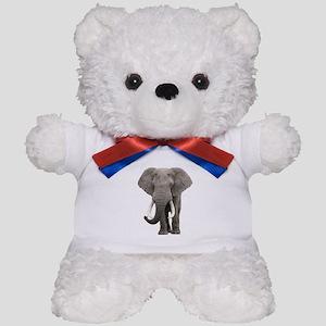 Realistic elephant design Teddy Bear