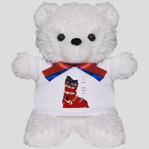 ski boot Teddy Bear