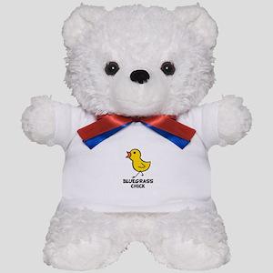 Bluegrass Chick Teddy Bear