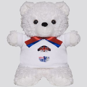 British Grown With Caymanian Roots Teddy Bear