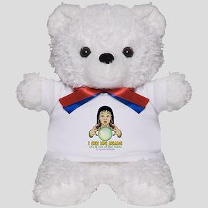 Mardi Gras Gypsy Teddy Bear