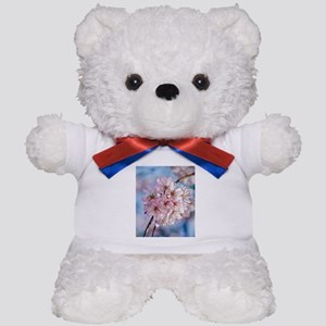 Japanese Cherry Blossoms Teddy Bear