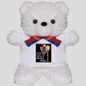 39+ with Attitude! Teddy Bear