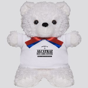 ALCATRAZ DAYCARE Teddy Bear