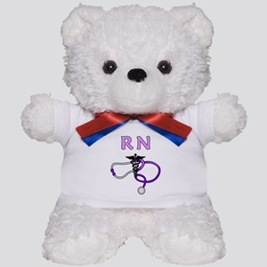 RN Nurse Medical Teddy Bear