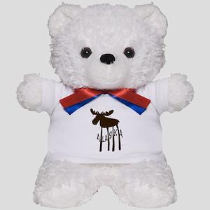 Alaska Moose Teddy Bear