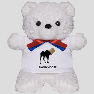 Anonymoose Teddy Bear