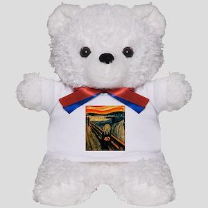 Scream 40th Teddy Bear