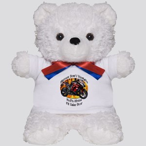 Kawasaki Ninja 1000 Teddy Bear