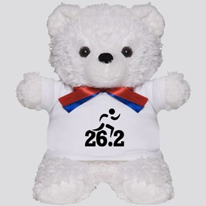 26.2 miles marathon Teddy Bear