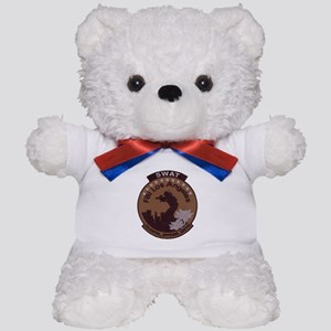 L A FBI SWAT Teddy Bear