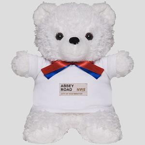 Abbey Road LONDON Pro Teddy Bear