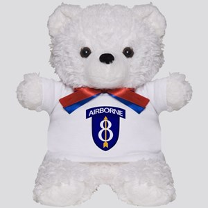 8th Infantry Airborne Teddy Bear