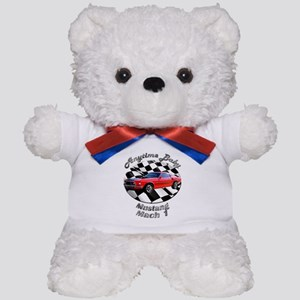 Ford Mustang Mach 1 Teddy Bear