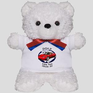 Tesla Roadster Teddy Bear