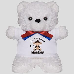 Auntie Monkey Teddy Bear
