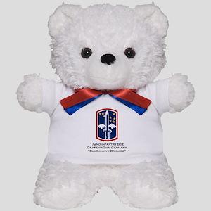 172nd Blackhawk Bde Teddy Bear