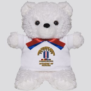 Just Cause - 193rd Infantry Bde w Svc Teddy Bear