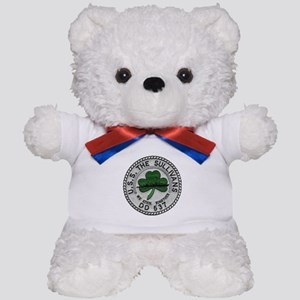 USS THE SULLIVANS Teddy Bear
