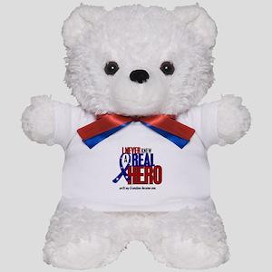 Never Knew A Hero 2 Military (Grandson) Teddy Bear
