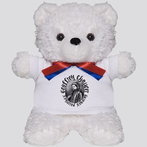 Geoffrey Chaucer Teddy Bear