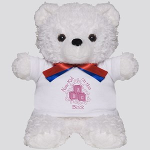 New Kid Teddy Bear