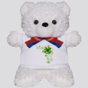Irish Keepsake Teddy Bear
