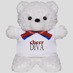 Cheer Diva Teddy Bear