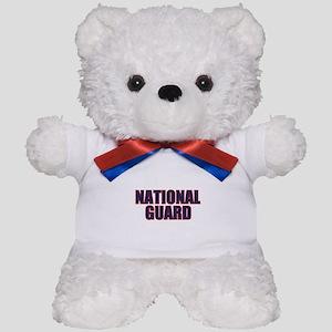 NATIONAL GUARD Teddy Bear