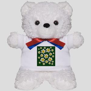 Spring Daffodils Teddy Bear