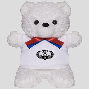 2-327 (2 of Clubs-1) Teddy Bear