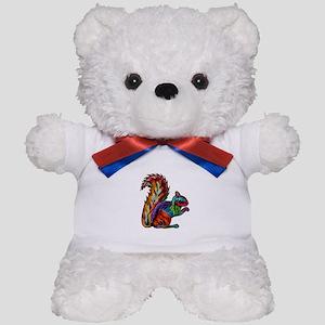 SQUIRREL Teddy Bear
