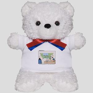 This Desk Job...... Teddy Bear
