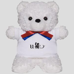 Ugly Teddy Bear