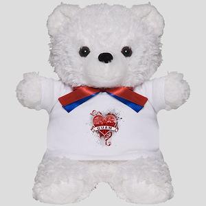 Heart Guam Teddy Bear